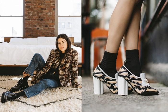 時尚版灰故娘:Man Repeller 穿起 LV 的鞋子示範紐約最時尚的街頭造型