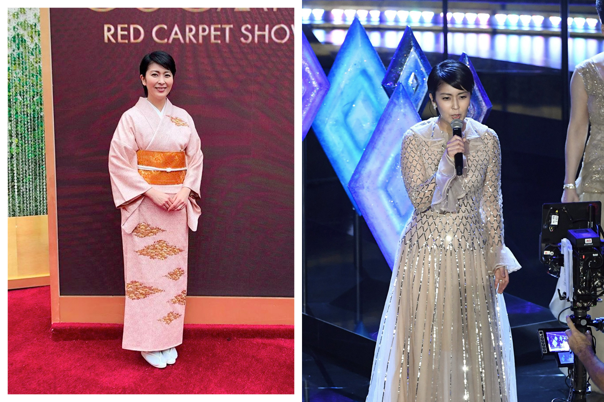 Takako Matsu academy awards 2020 oscars frozen into the unknown