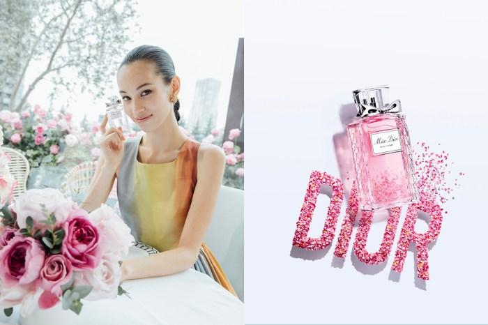 最新的 Miss Dior Rose N'Roses 香水,會讓你成為最溫暖的氣質女生!