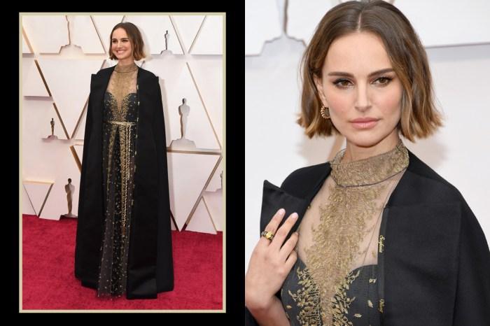 最窩心的女神!Natalie Portman 將女性導演名繡上紅毯禮服:「以我的方式表揚遺珠之憾。」