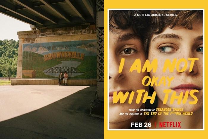 《怪奇物語》、《去 X 的世界末日》班底打造,Netflix 全新劇集《這樣不 OK》給你熟悉的味道!