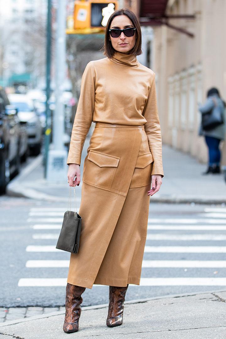 2020 New York Fashion Week Street Style
