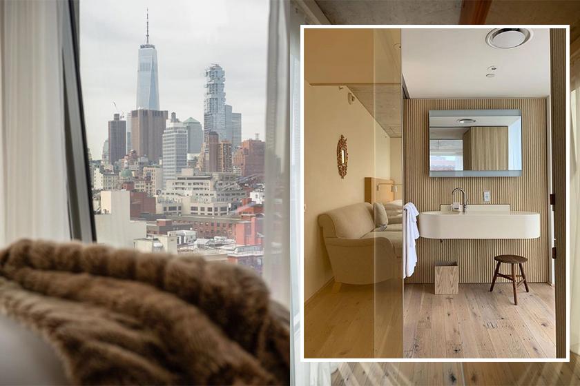 new york travel public hotels