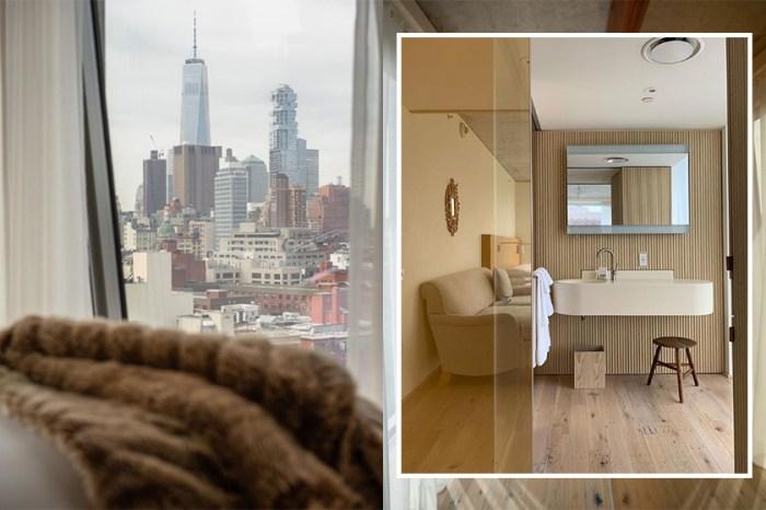 以減法來實現奢華:紐約 Public Hotels 告訴你甚麼是 Affordable Chic 的住宿!