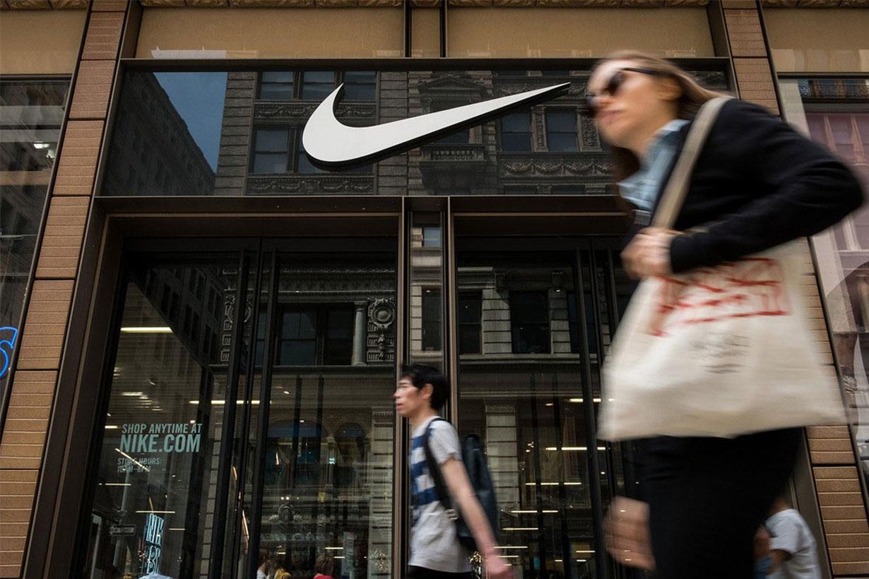 Nike Lost $17 Billion USD in Market Valuation Due to the Coronavirus