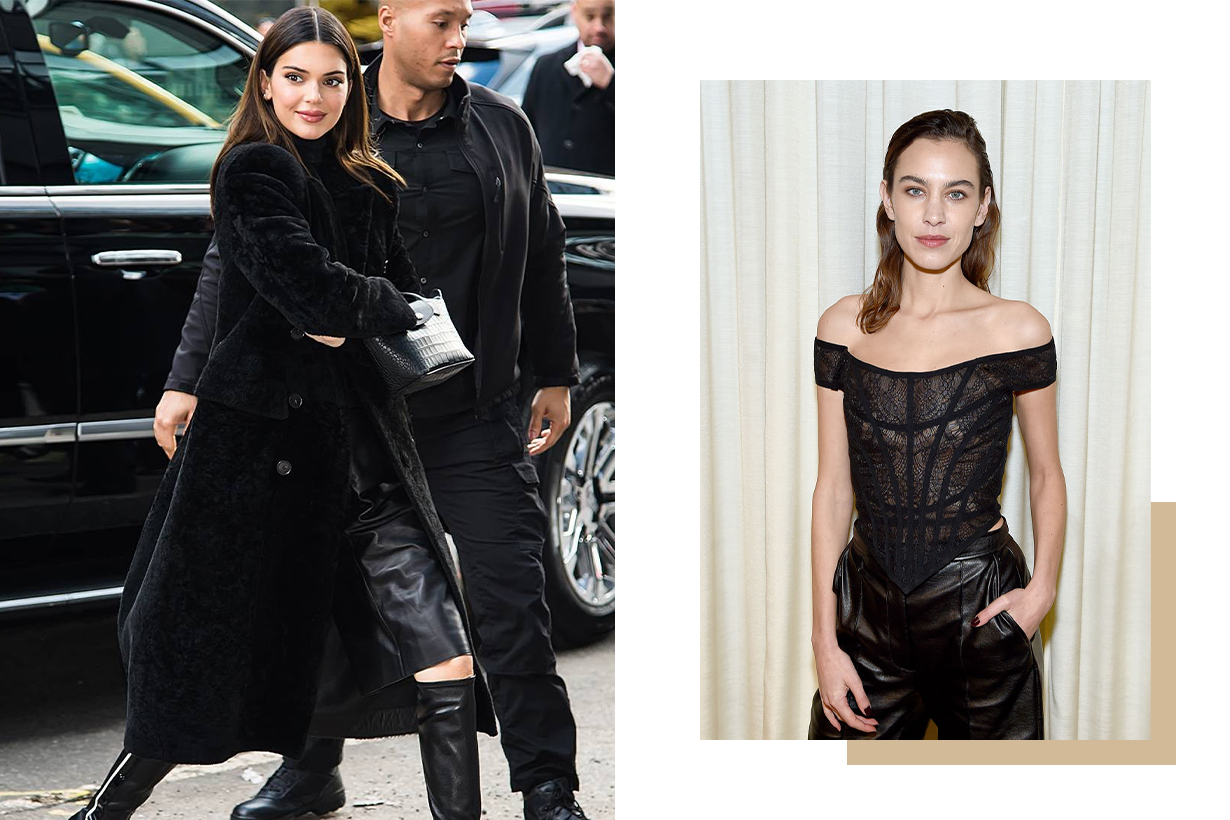 Best Dressed Celebrities in New York Fashion Week
