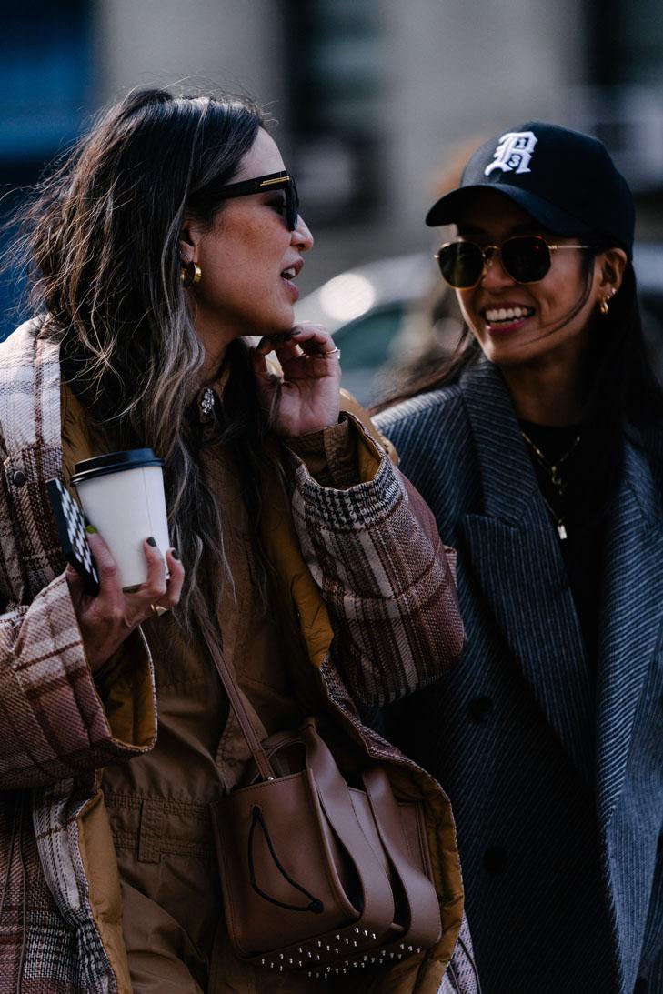 NYFW 2020 Cozy Style Street Snap