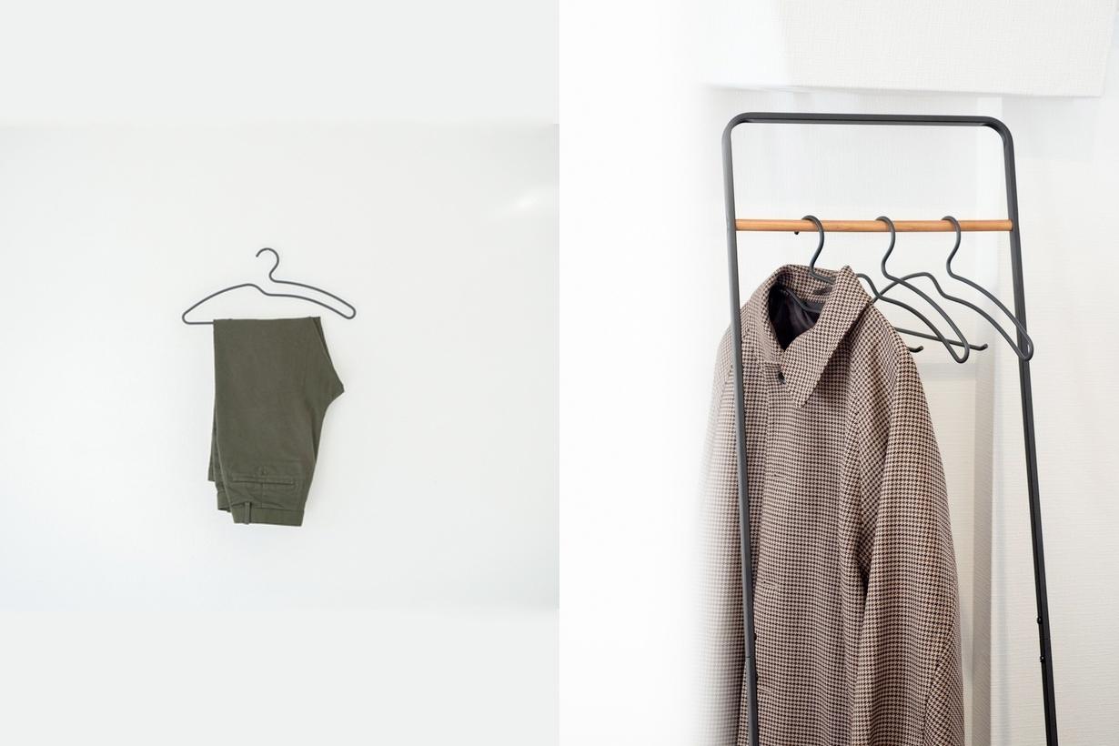Makuake oneger drip inc smart hanger closet