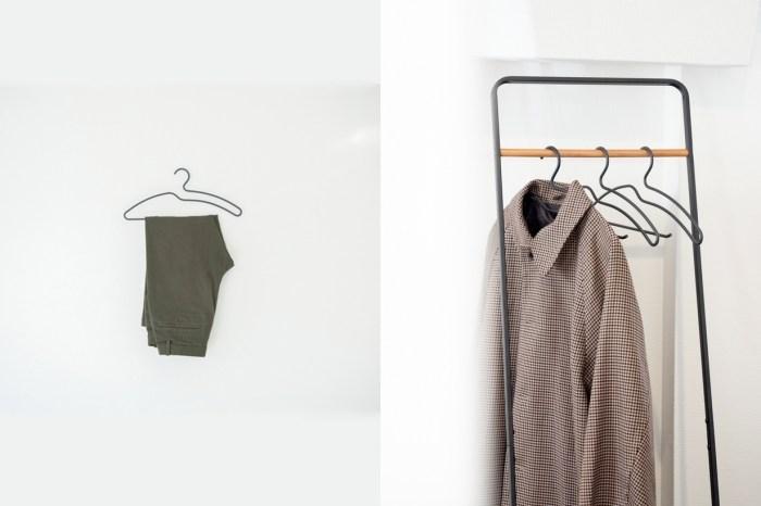 在日本集資平台上引起熱烈討論:一個看似普通的衣架,竟然做足了這麼多細節!