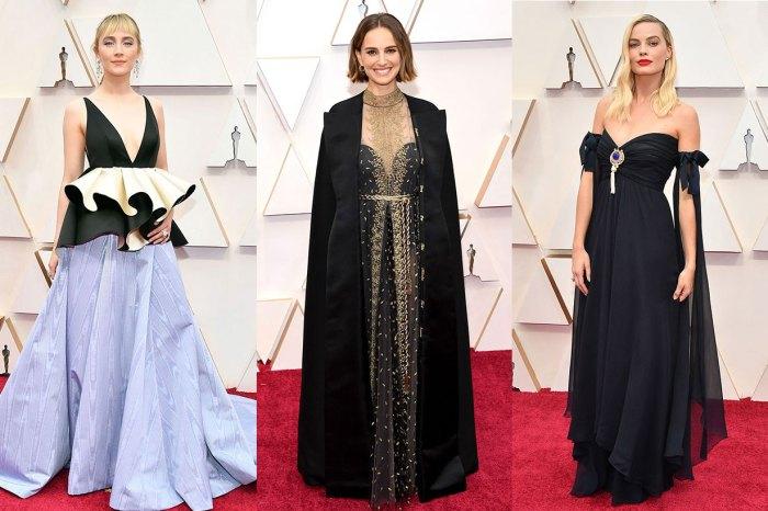 最佳穿著也太難選出!綜觀奧斯卡紅地毯,最美的 21 個造型在這裏