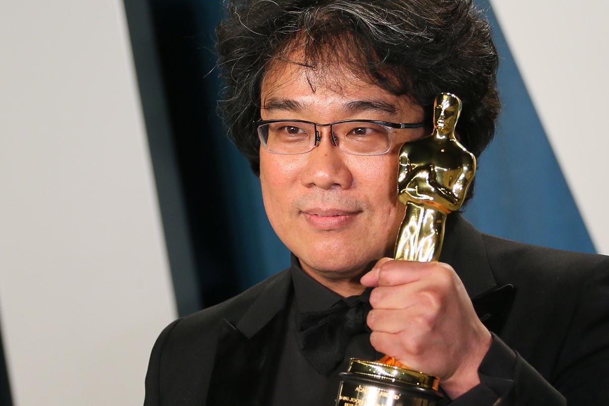 Parasite Oscars 2020 Best Picture korean movies Bong Joon Ho Korean Director Miky Lee CJ Entertainment BlazeTV host Jon Miller