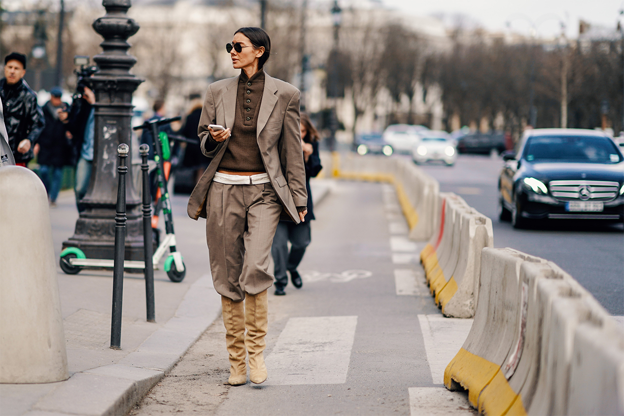 Polo-style Knit Top Trend