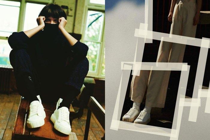 帆布鞋只有 Converse 和 Vans?這個倫敦品牌也是小眾之選!