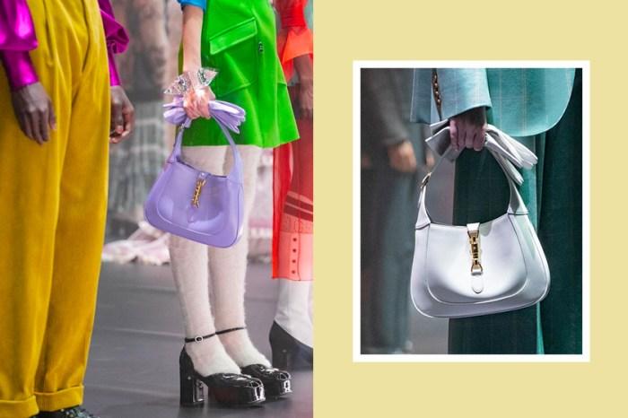 1961 年經典回歸:Gucci 將這一枚復古老包再次翻出,是否又將增長投資價值?