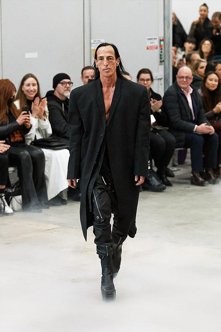 Paris Fashion Week: Rick Owens 2020 Fall