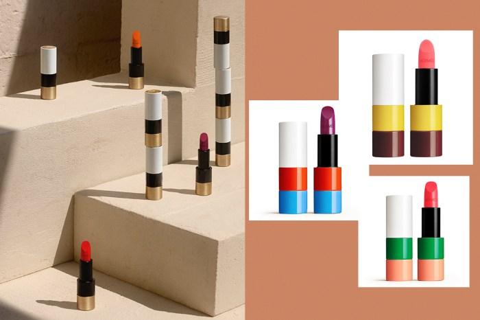 極高人氣的 Rouge Hermès 公開發售日期確定!趕快 Bookmark 吧