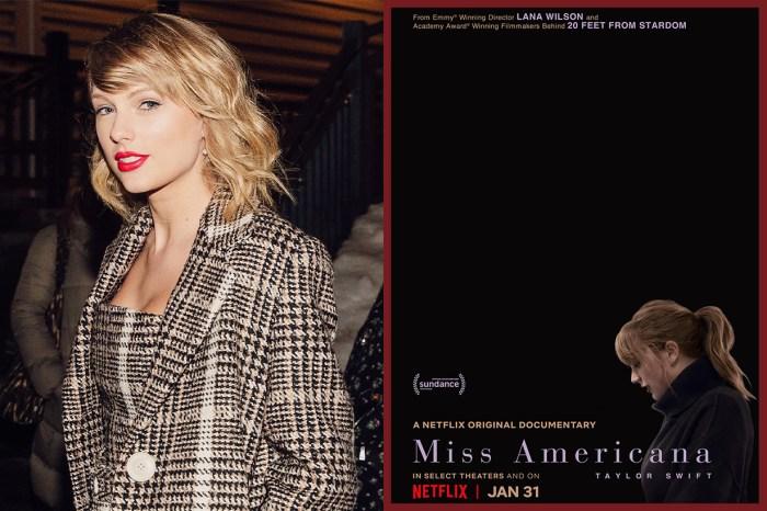 Taylor Swift 紀錄片《Miss Americana》坦露患上厭食症,記載明星光鮮背後的壓力、不安和脆弱!