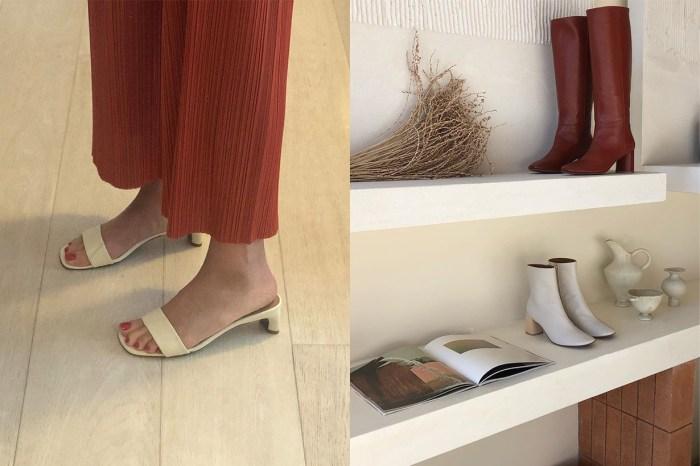 平價高級感:來自洛杉磯的低調美小眾品牌,最受歡迎鞋款正在折扣!
