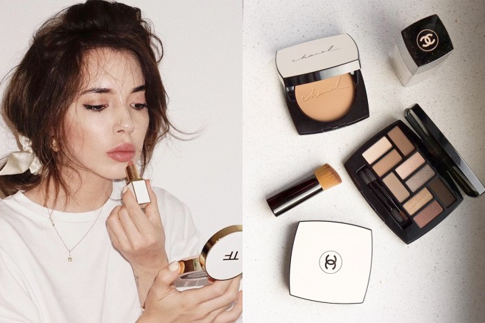 看到了 Tom Ford、YSL 和 Chanel 的新底妝產品,你就知道今年將會流行這種妝容!