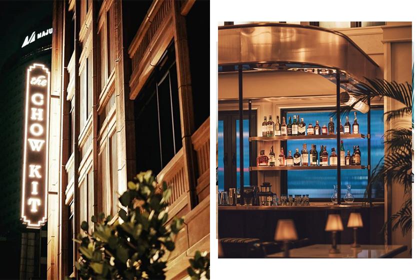 travel Malaysia Kuala Lumpur The Chow Kit Ormond Hotel