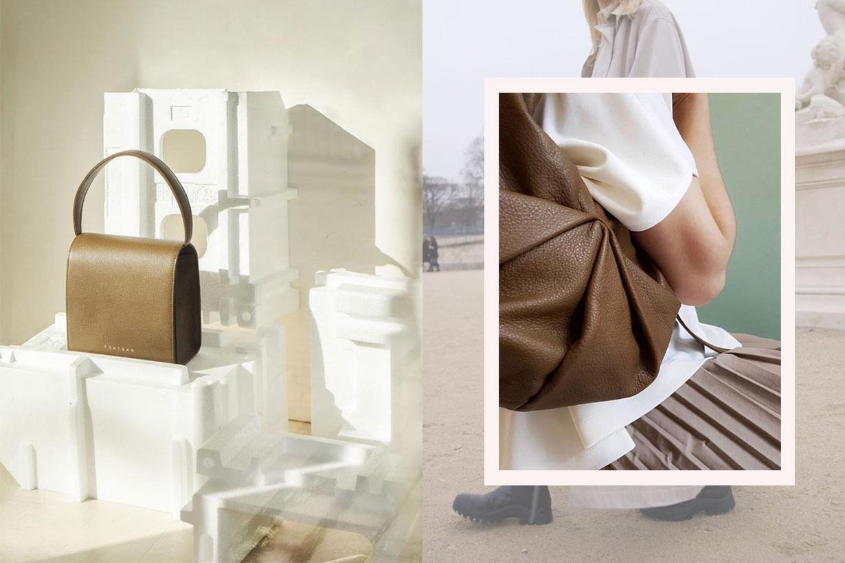 TSATSAS Indie Brand Handbags