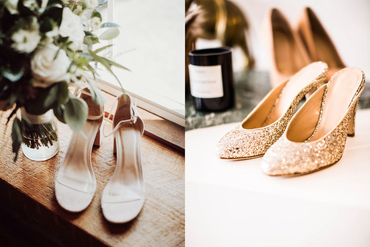 10 Elegant Wedding Shoes
