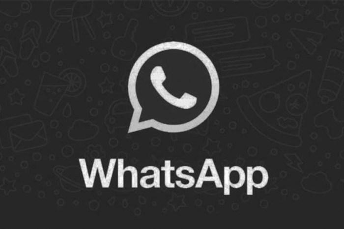 終於不會被光線刺到眼!有指 Whatsapp 即將推出「Dark Mode」介面!