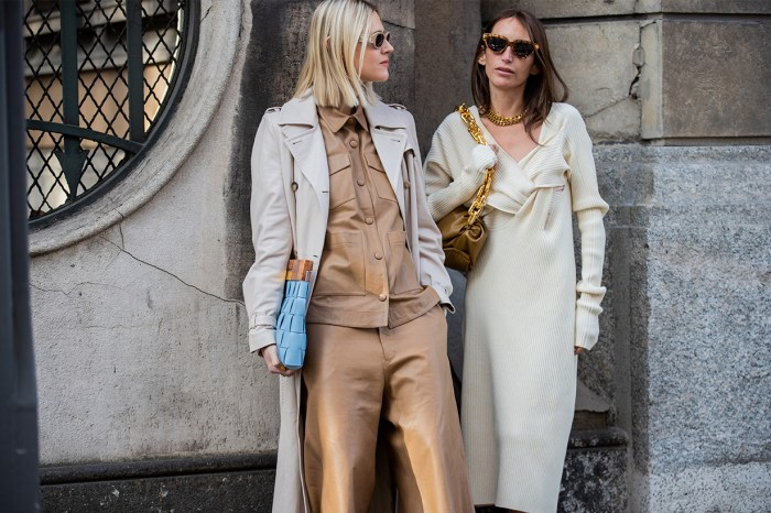 街拍流行速遞:大衣控今季必了解的 4 大趨勢!