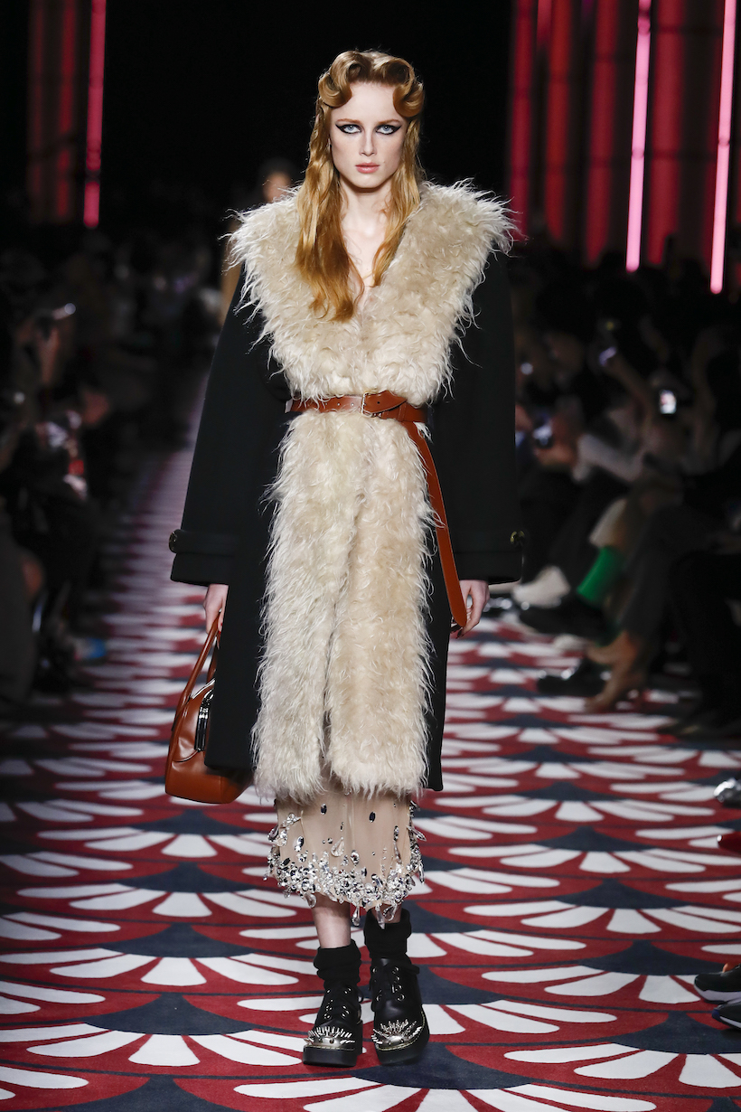 miu miu 2020 fall winter paris pfw Palais d'Iena