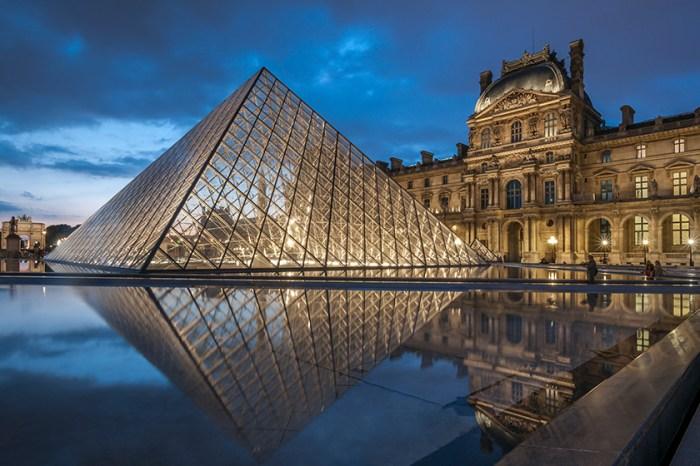疫情影響:員工擔心於數千人的密閉空間感染,法國羅浮宮宣布閉館!