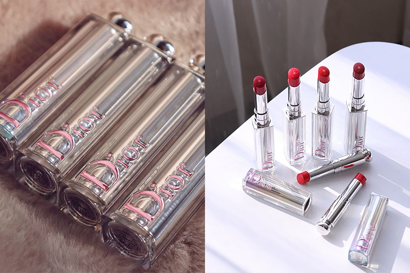 Dior Makeup Addict Stellar Haro Shine Lipstick