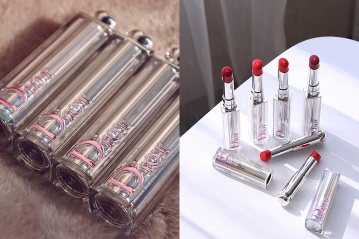 連 BLACKPINK Jisoo 都愛用:Dior 推出藏著星星在其中的潤澤唇膏!