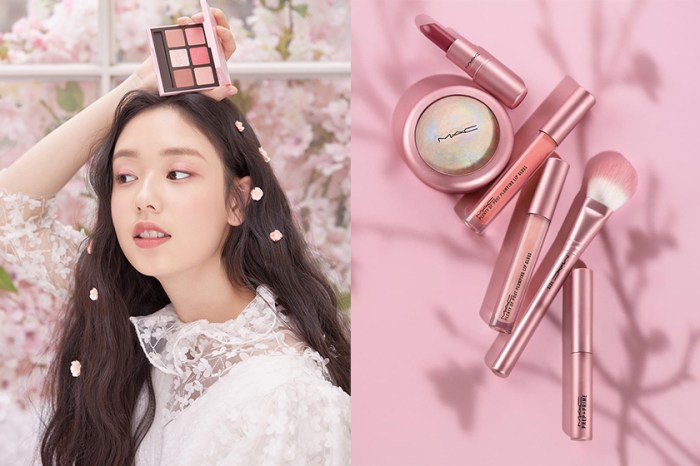 令人心動的季節又來了:不能錯過這些櫻花主題的彩妝品!