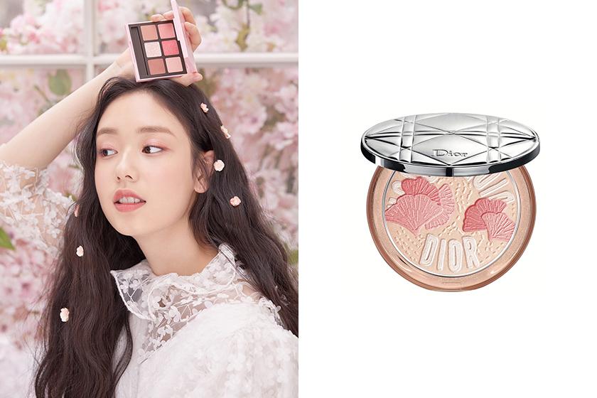 sakura Makeup Collection Etude House shu uemura MAC Dior