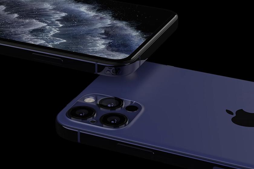 apple iPhone 12 Pro camera pixels battery