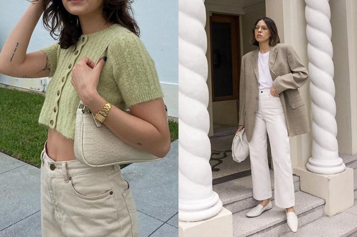 屬於春天的淡雅色系:正在物色新手袋的你,不能錯過這 10+ 優雅又個性的款式!