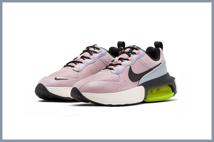 專為女生設計的 Air Max 鞋款:粉嫩配色+舒適腳感讓人不心動都難!