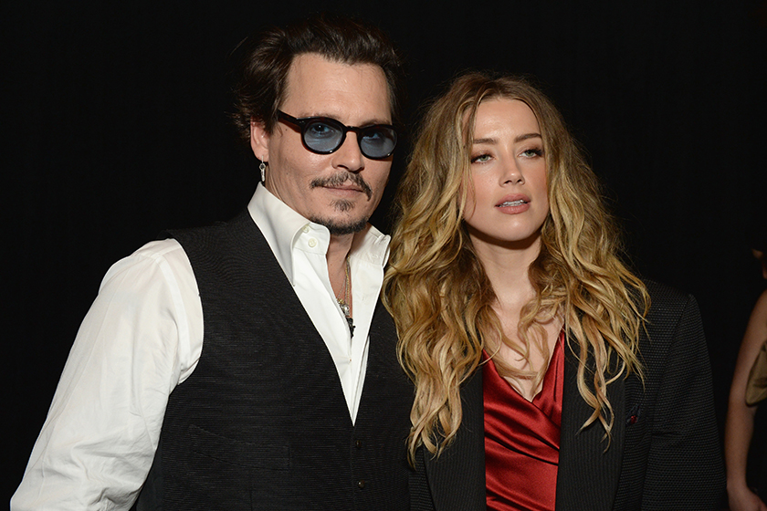 Amber Heard assistant Kate James Domestic Violence Johnny Depp