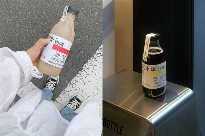在日本女生間引起話題:這間無人咖啡店還能客製自己的專屬瓶身與口味!