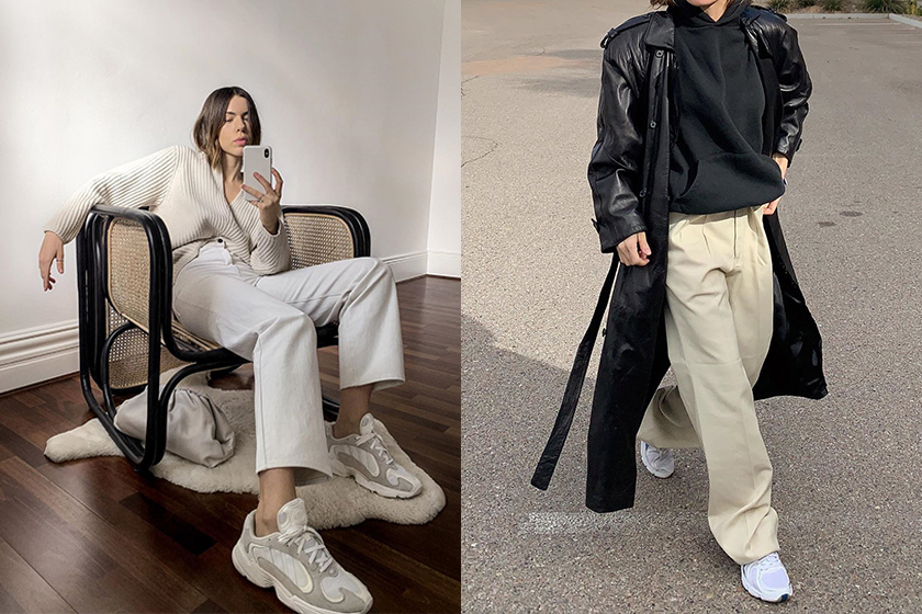 White Sneakers Style Outfit 2020
