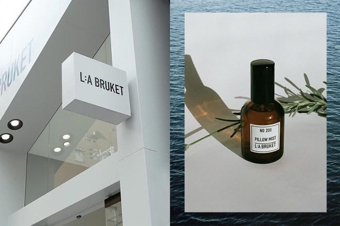 來自瑞典的無性別保養哲學 L:a Bruket:讓肌膚回歸最純淨的溫柔養護!