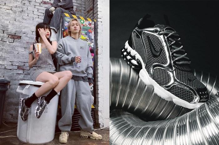 泫雅也搶先上腳:Stüssy x Nike Air Zoom Spiridon Caged 2 販售資訊公開!
