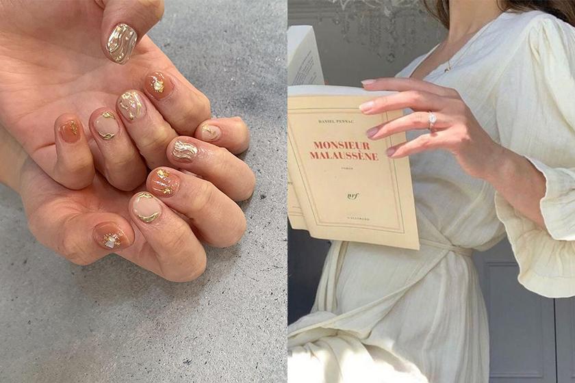 2020 Spring 20 Nail Arts Trend Inspiration