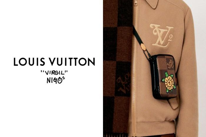 Louis Vuitton x Nigo 聯乘系列釋出,這些都是讓女生也想搶購的單品!
