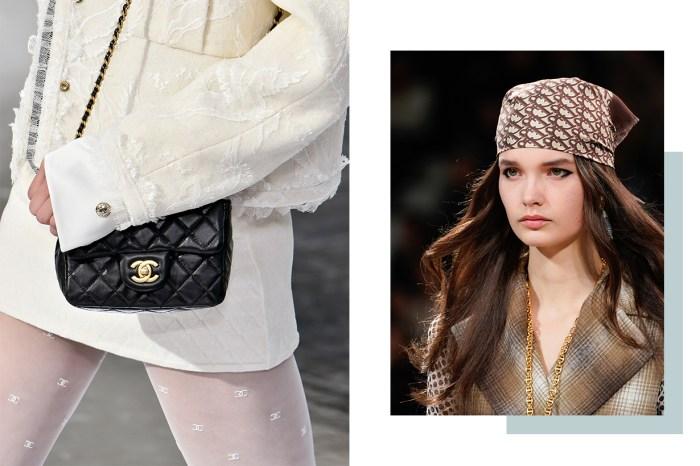 從 Chanel 絲襪到 BV 手袋:未來半年,這 6 件配飾定會成為熱搶目標!