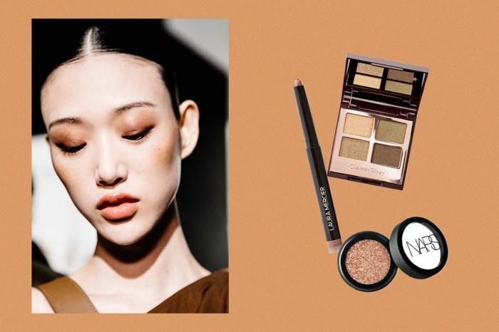 化妝品也要換季!6 款屬於春天的眼影推介