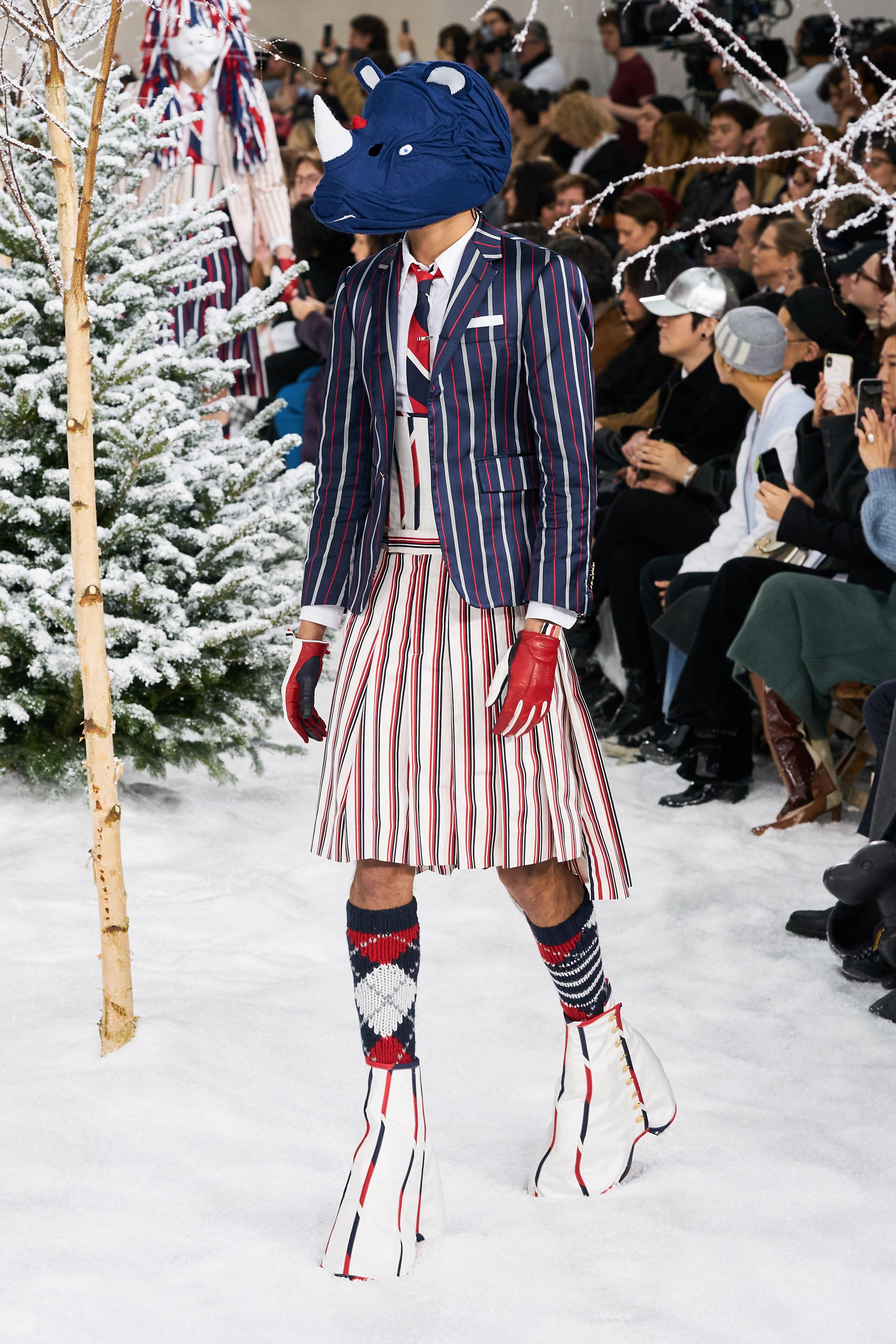 Paris Fashion Week 2020 FW Thom Browne