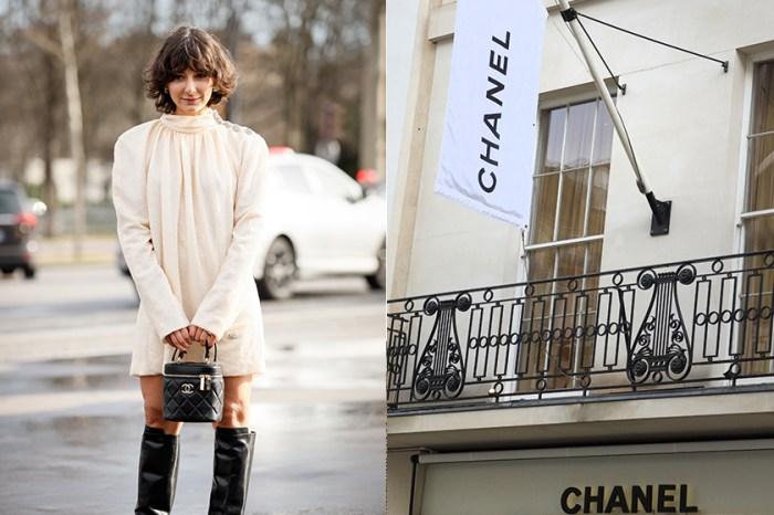 因為這個新發佈的計劃,讓我們又多了一個不得不買 Chanel 的原因!