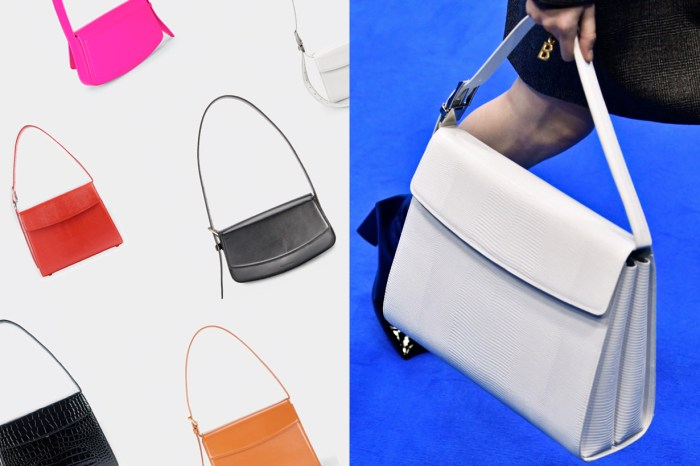 一改高調作風:Balenciaga 新季 Ghost Bag,找不到張揚的設計、浮誇滿版的 Logo!
