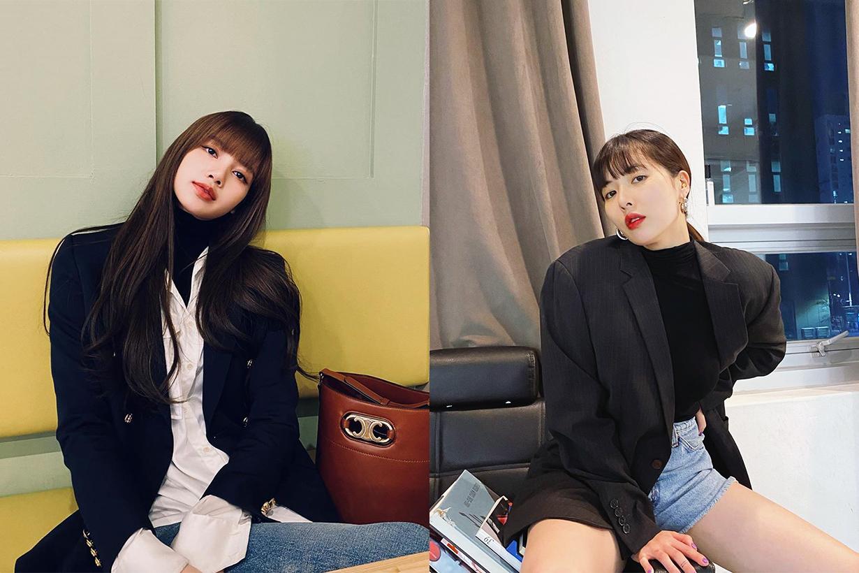 Itaewon Class Netflix Korean Drama Kim Da Mi Blackpink Lisa Taeyeon Hyuna Red Velvet Joy Twice Bang Hairstyles Celebrities Hairstyles K pop korean idols celebrities singers actresses Hairstyles Trend 2020